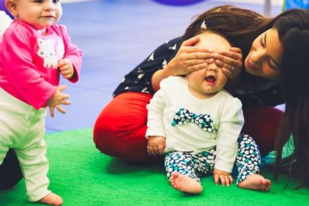 giáo dục sớm Gymboree -phát triển nhận thức