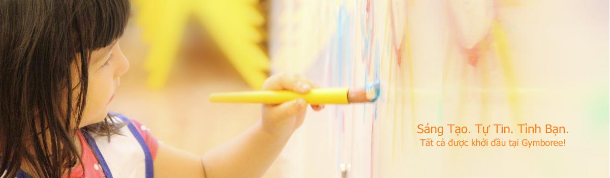 Nghệ thuật: Khuyến khích trí tưởng tượng và phát triển tiềm năng sáng tạo