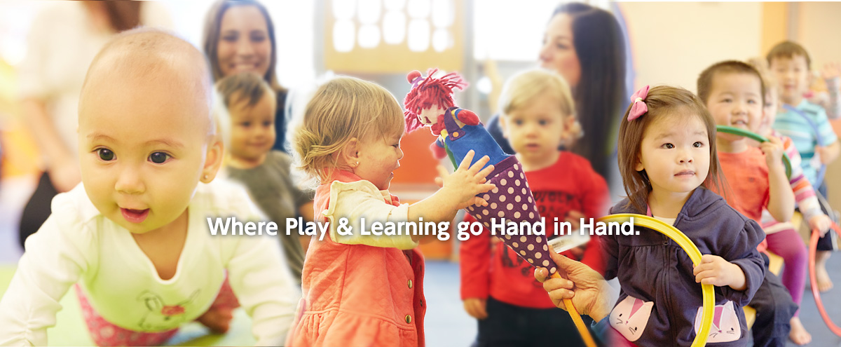 Play and Learn: Support your child growth through play and learn activities