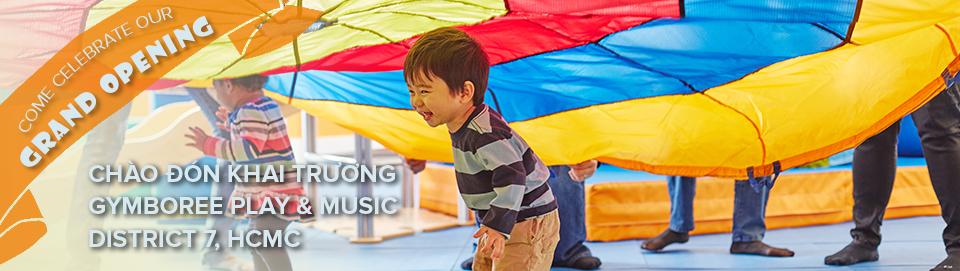Hỗ trợ bé phát triển toàn diện thông qua các hoạt động vui học