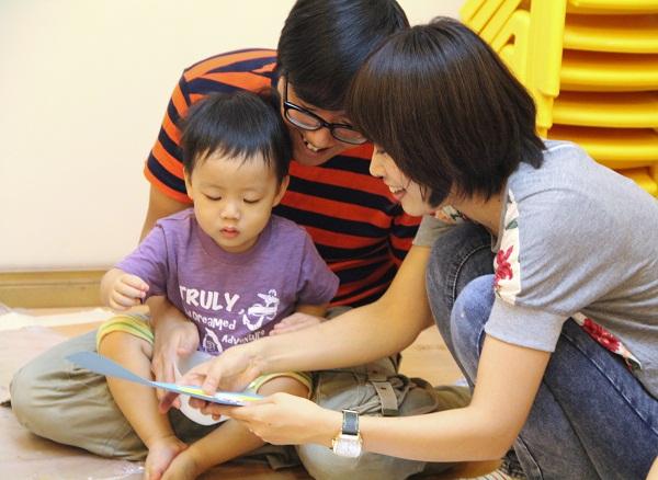 07 Lợi ích khi bé tham gia các hoạt động nghệ thuật