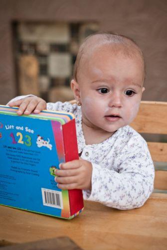 Phát triển nhận thức ở trẻ nhỏ từ 1-3 tuổi