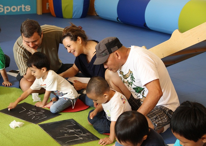 Ảnh hưởng của môi trường giáo dục đối với bé tuổi mẫu giáo