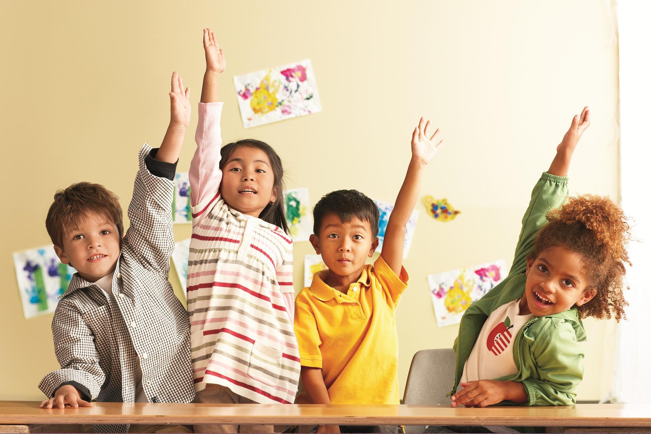 Điểm khác biệt giữa Kỹ năng Học Đường và Gymboree Play & Learn như thế nào?