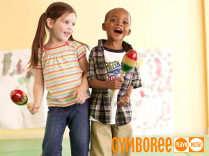 How can Gymboree promote children's cognitive skill?