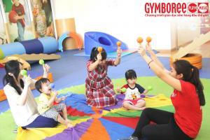 Lớp học Gymboree Play & Music Việt Nam