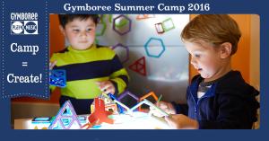 Mùa hè sôi động cùng Gymboree Camp 2016!