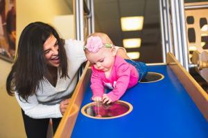 Sự phát triển về Ngôn Ngữ ở trẻ sơ sinh