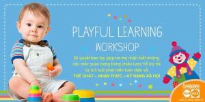 PLAYFUL LEARNING WORKSHOP