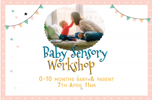 BABY SENSORY WORKSHOP