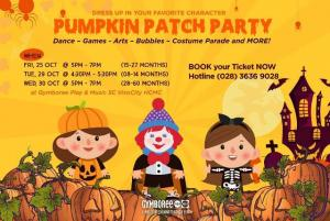 PUMPKIN PATCH PARTY 2019 - District 7