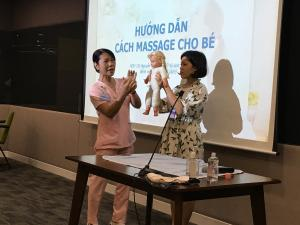 GYMBOREE PLAY & MUSIC VIETNAM  OFFICIALLY BECOME PARTNER WITH AIH - AMERICAN INTERNATIONAL HOSPITAL