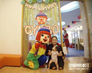 GYMBO BIRTHDAY PARTY 2020